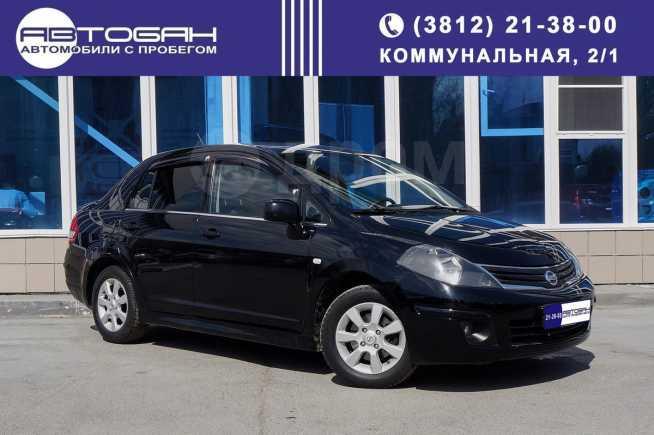 Nissan Tiida, 2012 год, 469 000 руб.