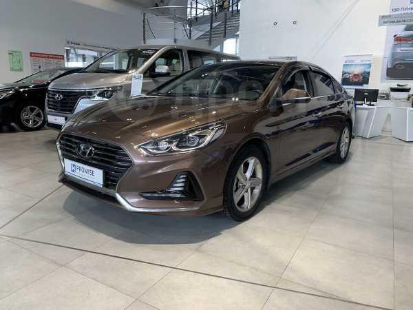 Hyundai Sonata, 2017 год, 1 035 000 руб.