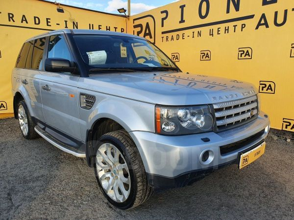 Land Rover Range Rover Sport, 2008 год, 640 000 руб.