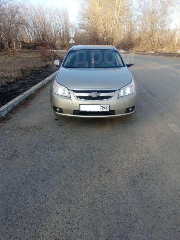 Chevrolet Epica, 2007 год, 299 000 руб.
