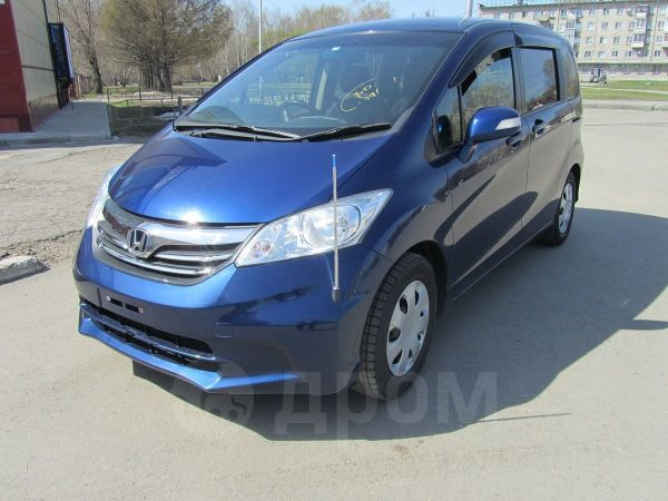 Honda Freed, 2012 год, 725 000 руб.