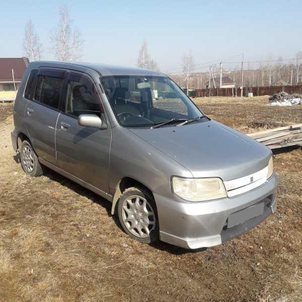 Nissan Cube, 2001 год, 119 000 руб.