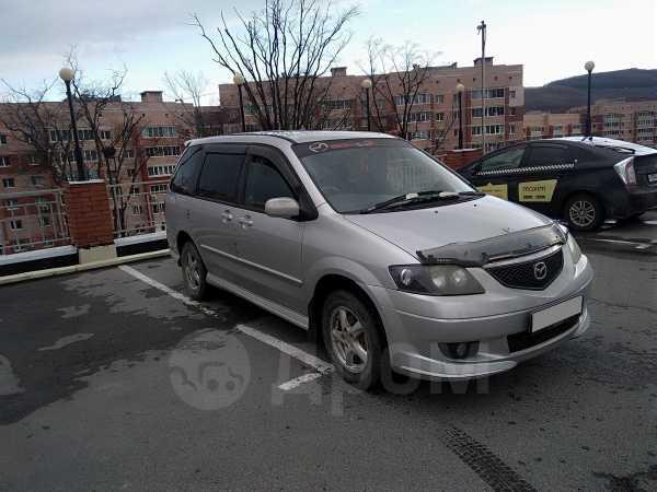 Mazda MPV, 2002 год, 265 000 руб.
