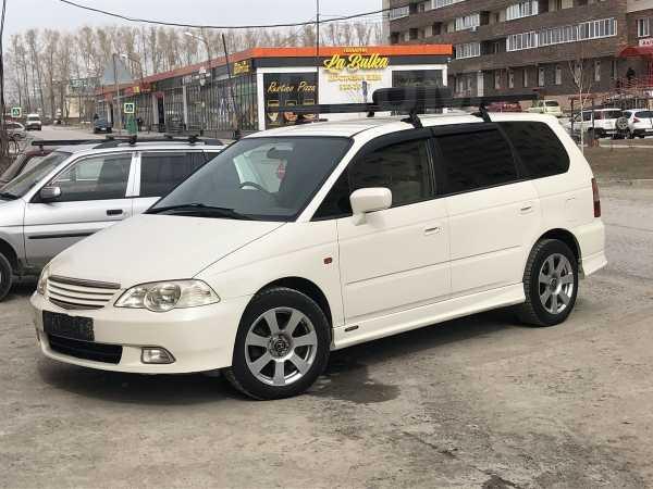 Honda Odyssey, 2002 год, 437 000 руб.