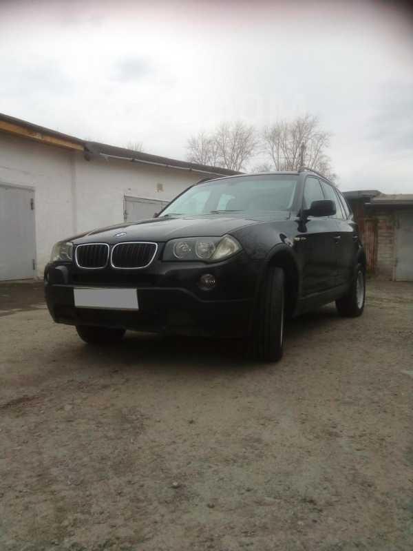 BMW X3, 2008 год, 640 000 руб.