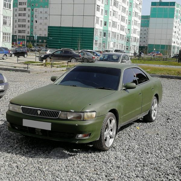 Toyota Chaser, 1993 год, 190 000 руб.