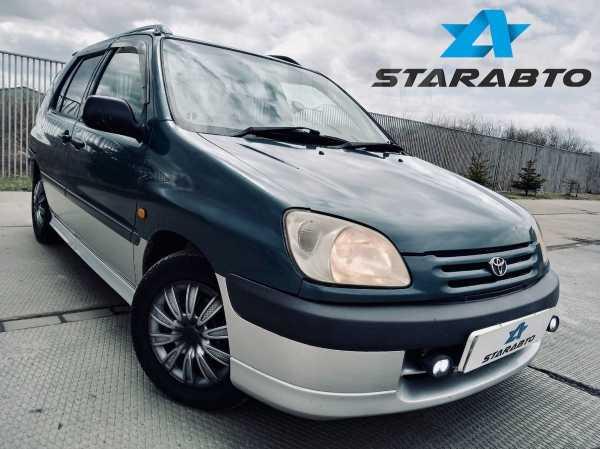 Toyota Raum, 2000 год, 238 000 руб.