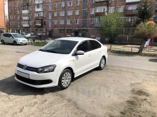 Volkswagen Polo, 2012 год, 499 000 руб.