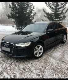 Абакан Audi A6 2012