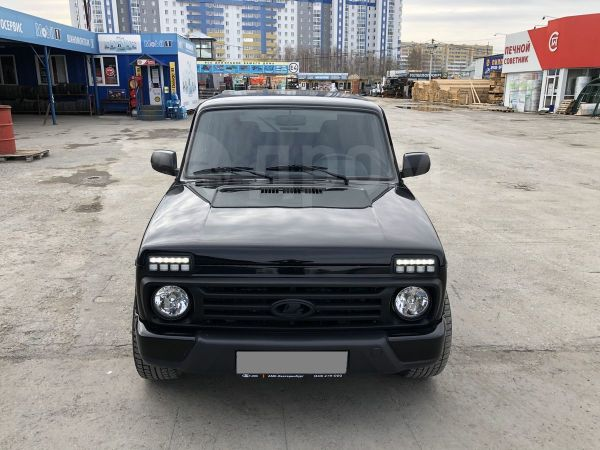 Лада 4x4 Урбан, 2018 год, 555 000 руб.
