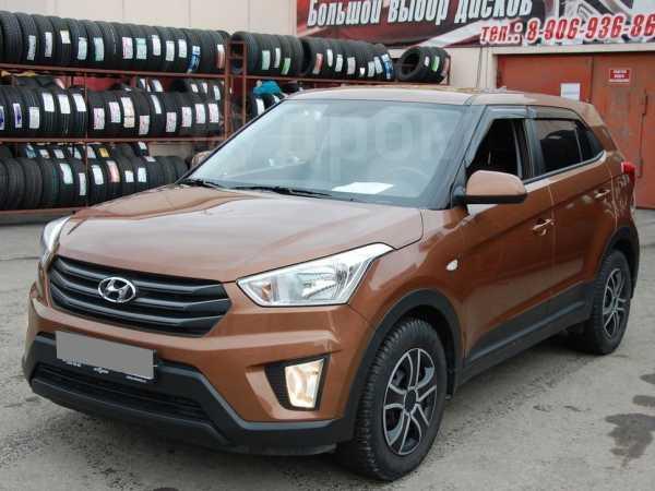 Hyundai Creta, 2016 год, 795 000 руб.