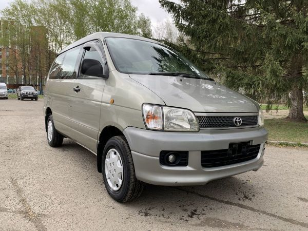 Toyota Lite Ace Noah, 1998 год, 335 000 руб.