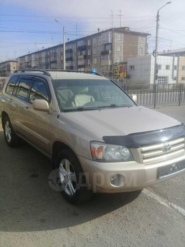 Toyota Highlander, 2006 год, 700 000 руб.
