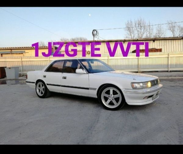 Toyota Chaser, 1989 год, 300 000 руб.