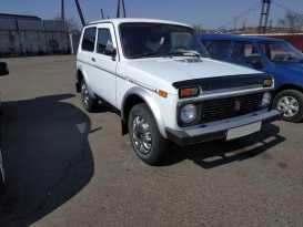 Улан-Удэ 4x4 2121 Нива 2000