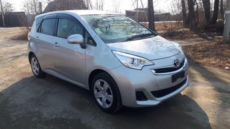 Toyota Ractis, 2015 год, 625 000 руб.