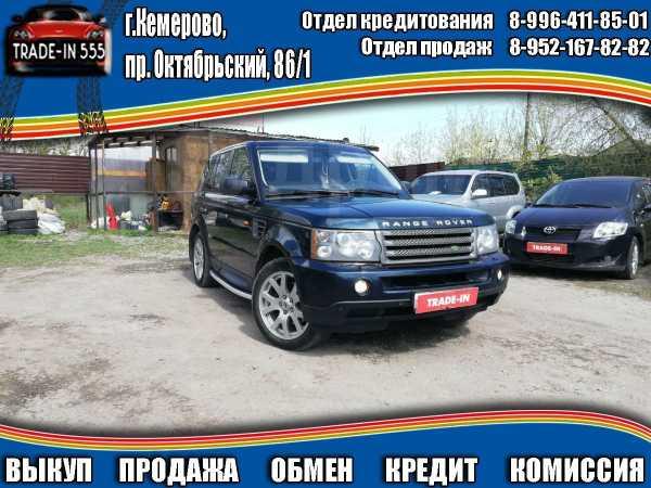 Land Rover Range Rover Sport, 2006 год, 689 000 руб.
