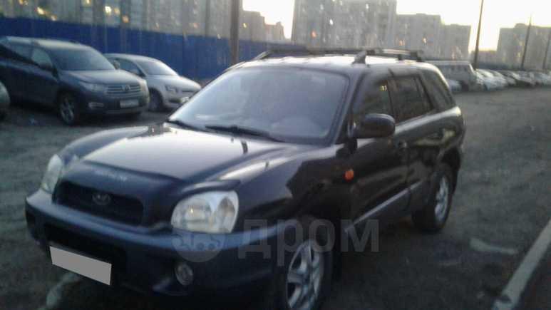 Hyundai Santa Fe, 2002 год, 365 000 руб.