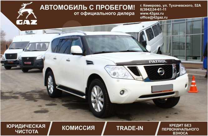 Nissan Patrol, 2013 год, 1 570 000 руб.