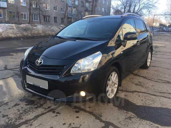 Toyota Verso, 2011 год, 699 000 руб.