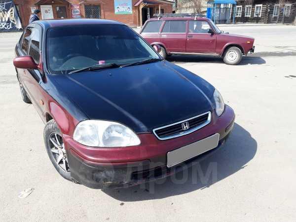 Honda Civic Ferio, 1996 год, 135 000 руб.