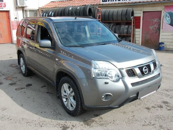 Nissan X-Trail, 2012 год, 859 000 руб.