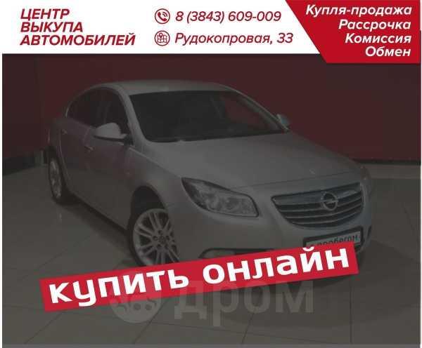 Opel Insignia, 2010 год, 679 900 руб.