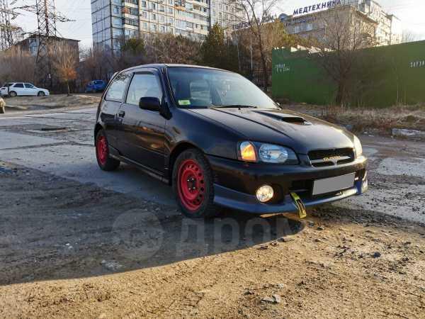 Toyota Starlet, 1996 год, 140 000 руб.