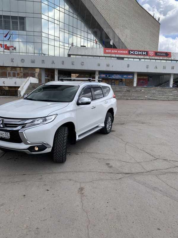 Mitsubishi Pajero Sport, 2018 год, 2 090 000 руб.