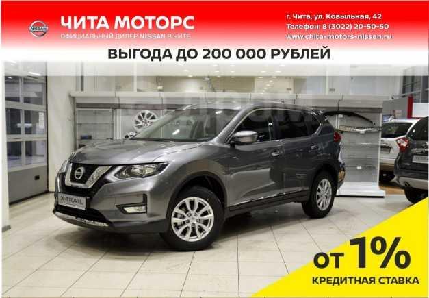 Nissan X-Trail, 2019 год, 1 813 000 руб.