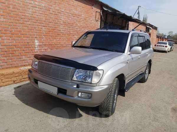 Toyota Land Cruiser, 2004 год, 920 000 руб.