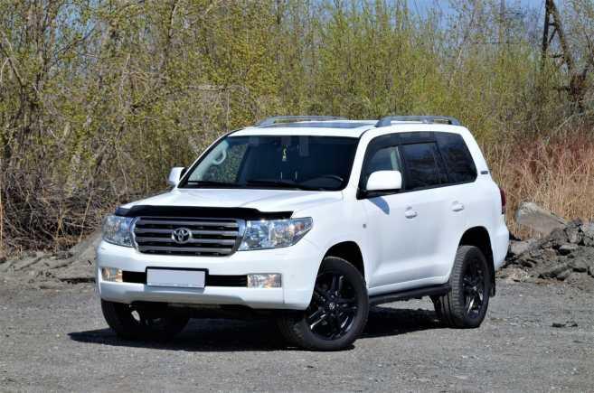 Toyota Land Cruiser, 2011 год, 2 210 000 руб.