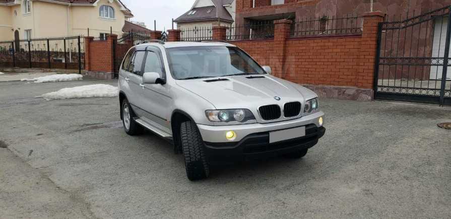 BMW X5, 2002 год, 400 000 руб.