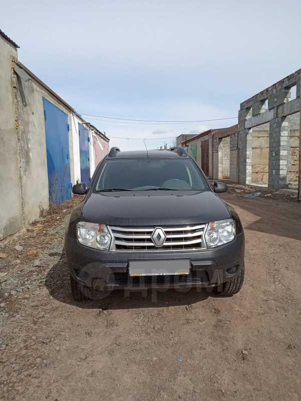 Renault Duster, 2014 год, 500 000 руб.