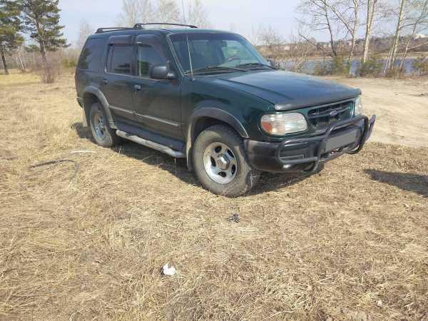 Ford Explorer, 2000 год, 369 999 руб.