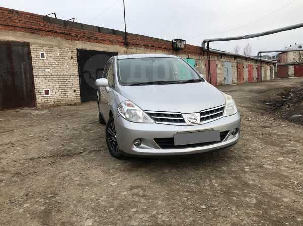 Nissan Tiida Latio, 2012 год, 475 000 руб.