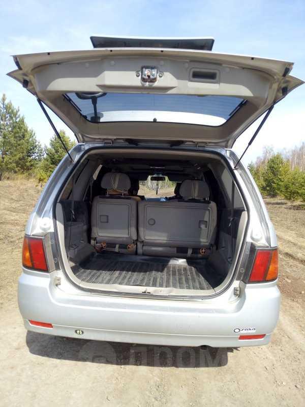 Nissan Bassara, 2001 год, 277 000 руб.