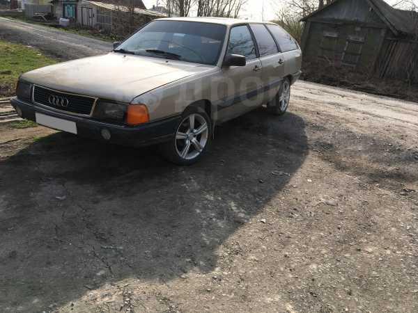 Audi 100, 1984 год, 40 000 руб.