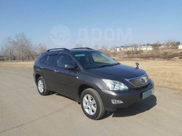 Toyota Harrier, 2009 год, 1 385 000 руб.