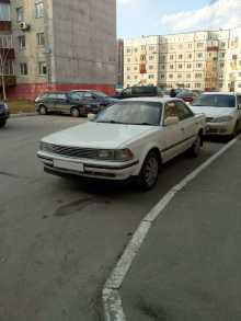 Сургут Carina ED 1986