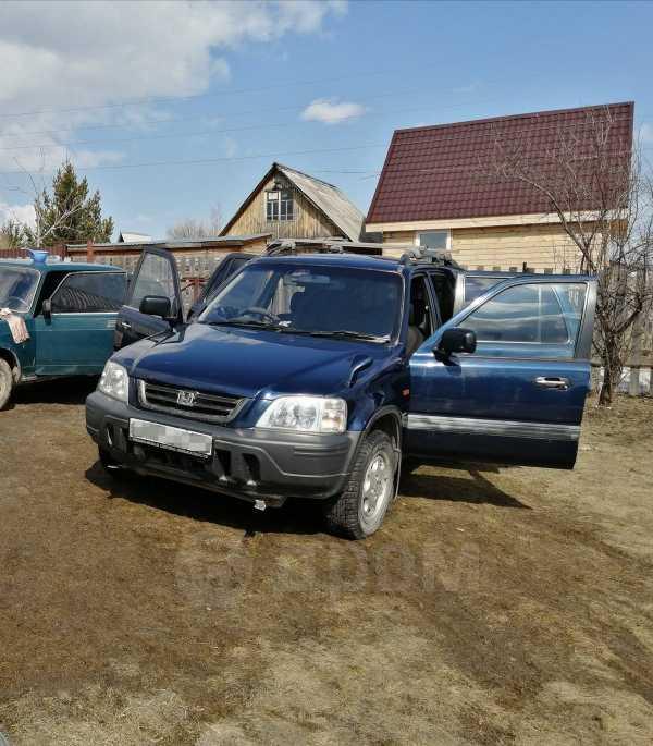Honda CR-V, 1995 год, 305 000 руб.