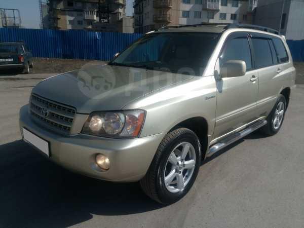 Toyota Highlander, 2001 год, 588 888 руб.