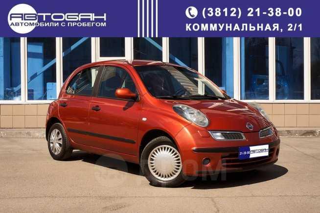 Nissan Micra, 2008 год, 287 000 руб.