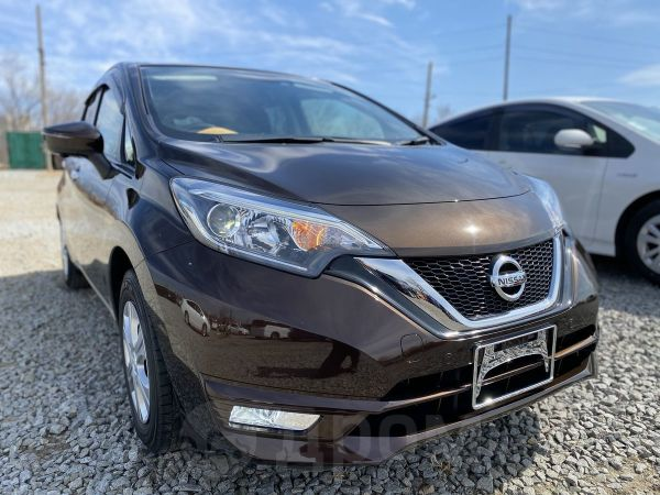 Nissan Note, 2017 год, 649 000 руб.