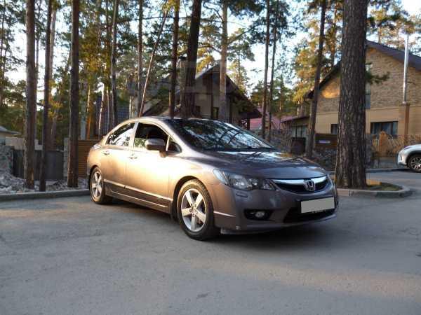 Honda Civic, 2010 год, 558 000 руб.