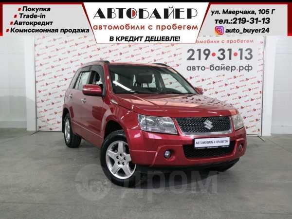 Suzuki Grand Vitara, 2010 год, 655 000 руб.