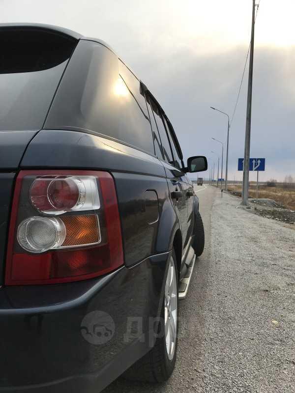 Land Rover Range Rover Sport, 2007 год, 780 000 руб.