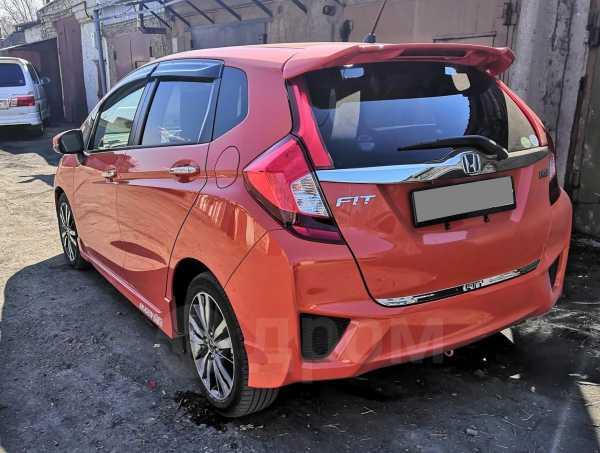 Honda Fit, 2015 год, 769 000 руб.