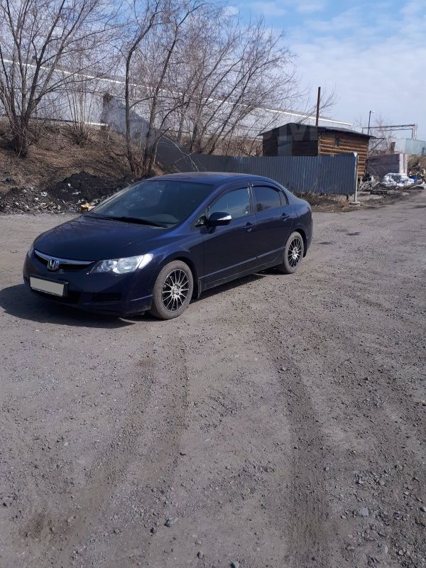 Honda Civic, 2007 год, 499 000 руб.