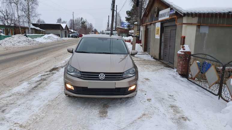 Volkswagen Polo, 2016 год, 630 000 руб.